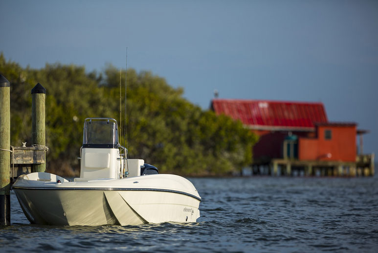 Bayliner Element F16 Boat Review | FishTalk Magazine