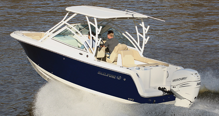 sailfish dual console