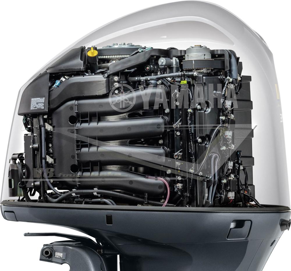Yamaha F350C Four Stroke Outboard Review   FishTalk Magazine