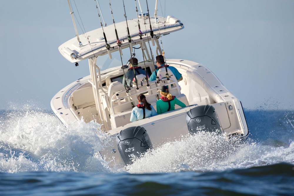 Yamaha 425 XTO Outboard Introduced | FishTalk Magazine
