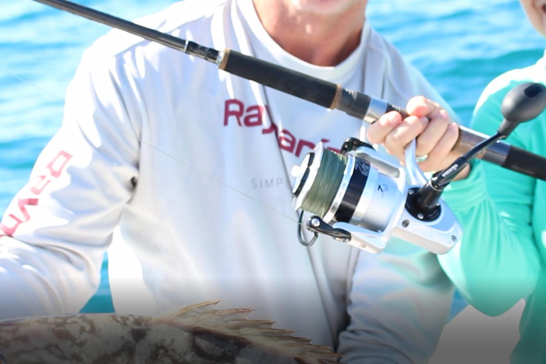 Okuma Azores Z80 S Fishing Reel Review | FishTalk Magazine