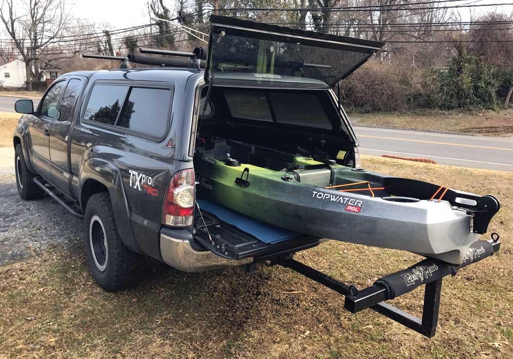 Fishing Kayak Loading Systems And Transportation Tips
